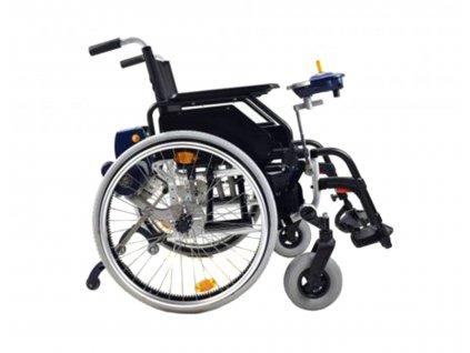 Invalidní vozík AAT E-Max s přídatným pohonem