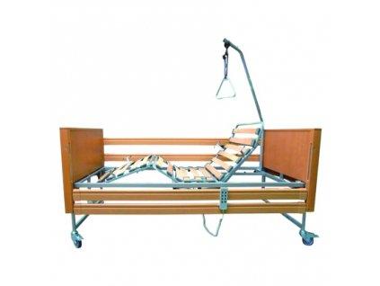 Lůžko elektrické polohovací dřevěné PB 331-5