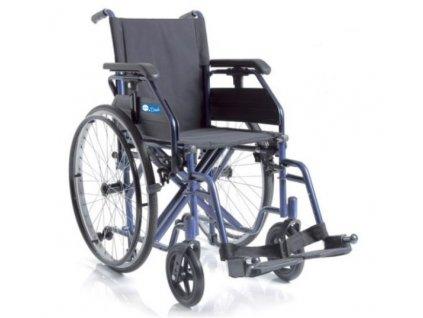 Invalidní vozík mechanický DUAL zánovní