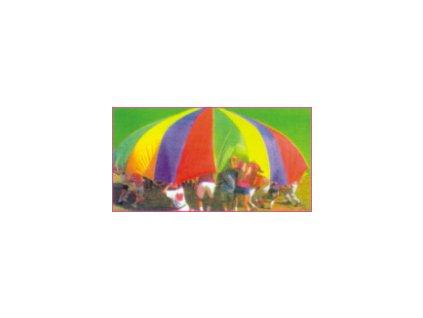 Padák dětský kruh 5 m pro motoriku