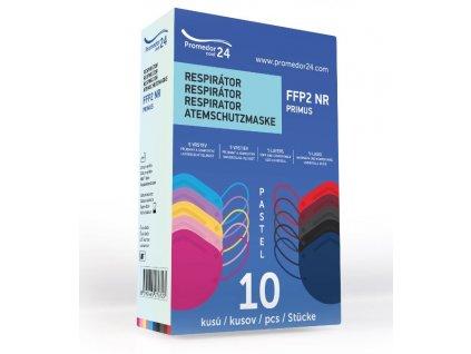 Respirátor FFP2 NR Primus Pastel
