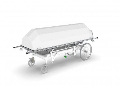 Vozík pro transport zesnulých CHARON
