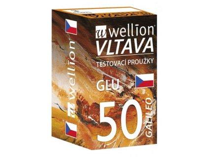 Testovací proužky Wellion Galileo (Vltava) GLU