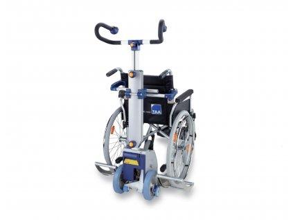 Schodolez S MAX s vozíkem