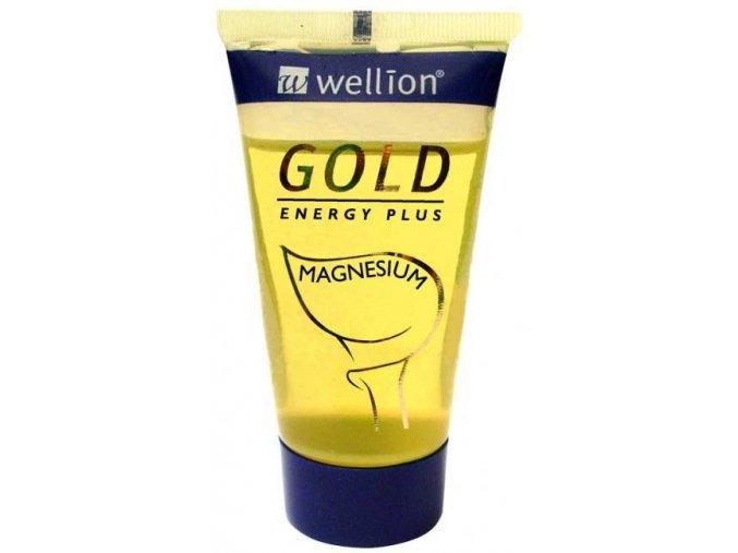 Tekutý cukr v tubě Wellion® GOLD