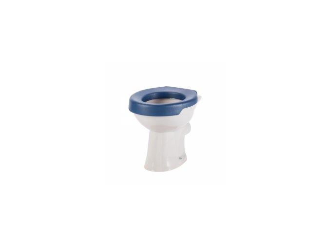 Toaletní nástavec z polyuretanové pěny