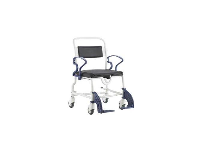 Toaletní a sprchovací vozík DENVER včetně nádoby