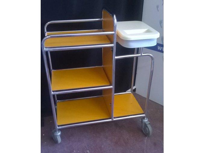 Úklidový vozík repasovaný