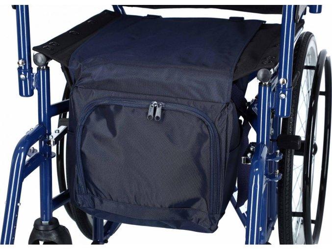 Taška k invalidnímu vozíku, pod sedadlo