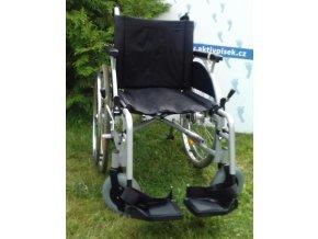 Invalidní vozík mechanický Breezy