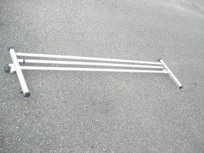 Postranice ke kovovým lůžkům univerzální repasované