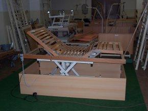 Rošt elektrický k lůžku repasovaný