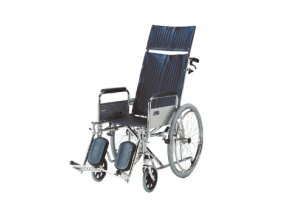 Vozík invalidní polohovací