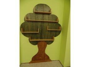 Knihovna - Strom