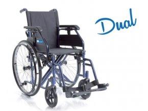 Invalidní vozík mechanický CP200
