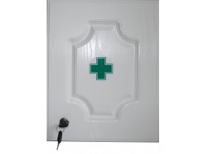 Nástěnná lékárna ZM–5 do 5 osob LUX bílá