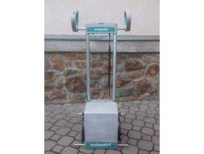 Scalamobil s mechanickým vozíkem