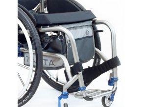 Taška k invalidnímu vozíku s pevným rámem TARTA BAG