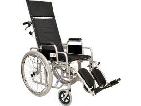 Invalidní vozík polohovací CLASSIC COMFORT