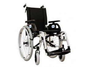 Invalidní vozík mechanický DELFIN