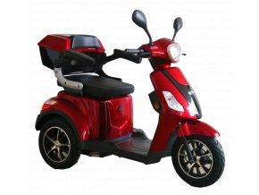 Tříkolový elektrický vozík SELVO 3500 EB s elektromagnetickou brzdou