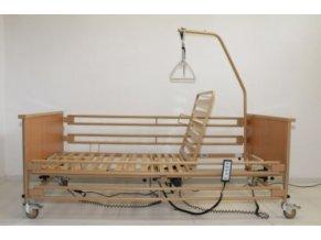 Lůžko polohovací elektrické BURMEIER DALI II