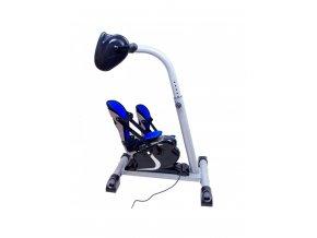 Elektrický trenažér pro cvičení horních a dolních končetin DUAL PREMIUM