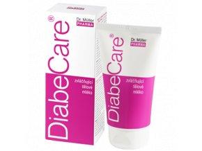 DiabeCare® zvláčňující tělové mléko