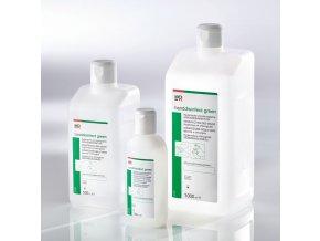 Ethanolový prostředek na dezinfekci rukou L+R handdisinfect green