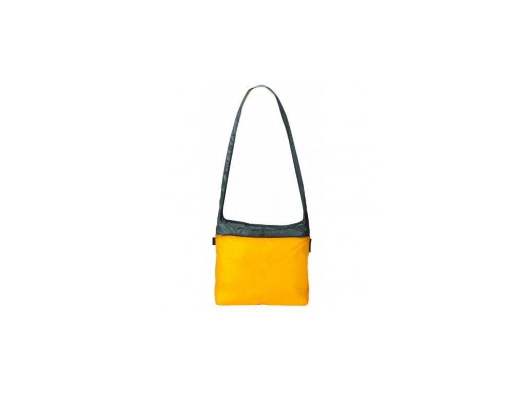 3078 taska pres rameno ultrasil sling bag zluta