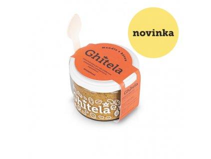 3555 ceske ghicko ghitela mandle s kavou 230 g