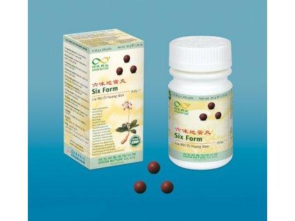 Pilulka šesti chutí