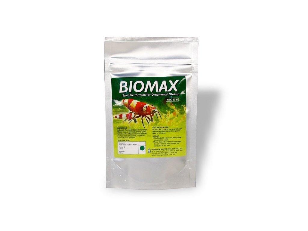 Biomax krmivo pro krevety - Genchem