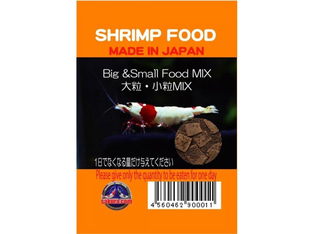 Benibachi Shrimp Food 50g