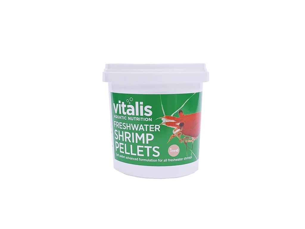 Vitalis shrimp pellets2
