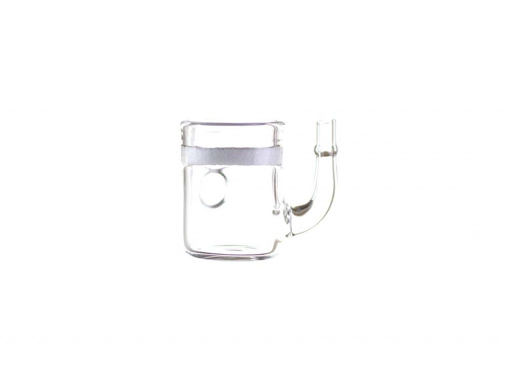 skleněný CO2 difuzér 2cm