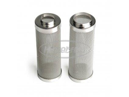 Ochrana filtru - proti nasátí krevetek filtrem