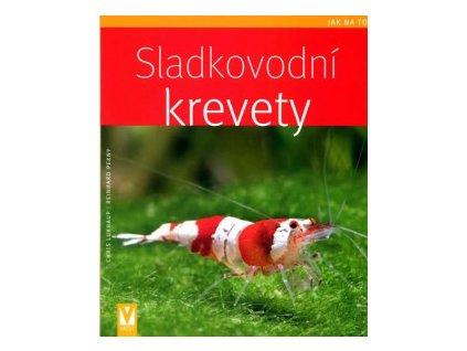 kniha sladkovodni krevety