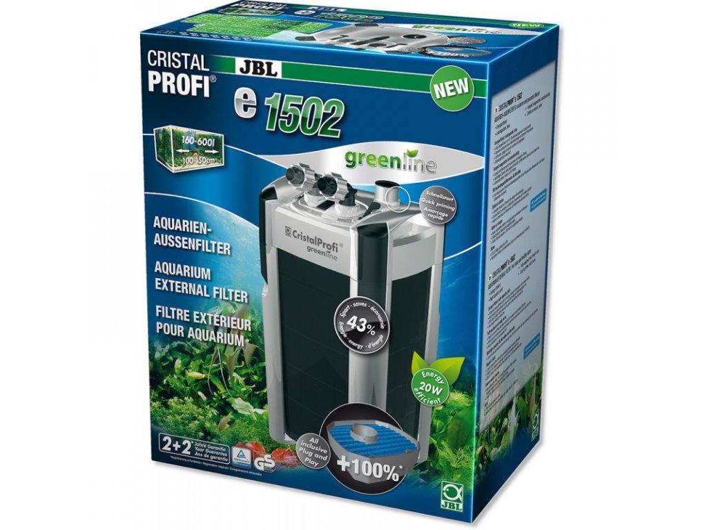 jbl cristalprofi e1502 greenline box