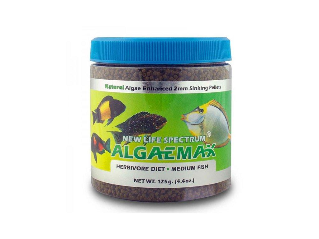 New Life Spectrum AlgaeMax Medium 125g - medium 2mm