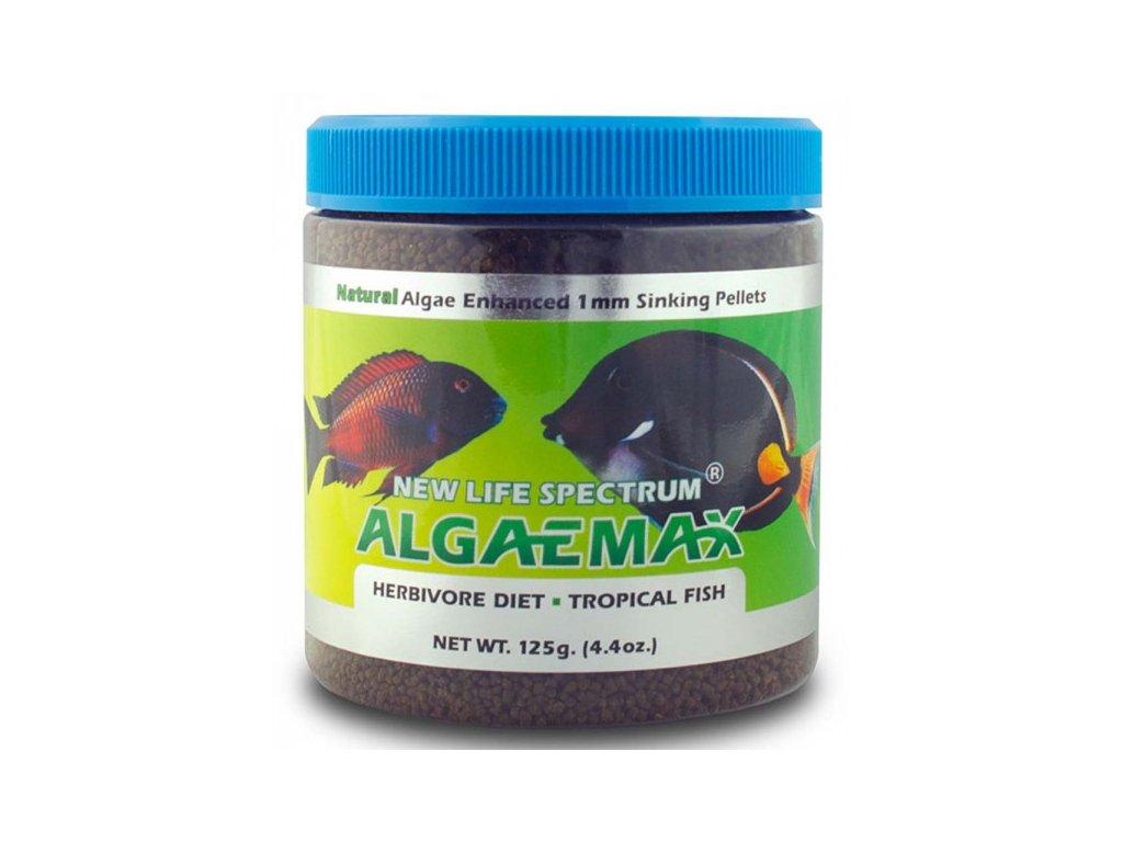 New Life Spectrum AlgaeMax 125g 1mm