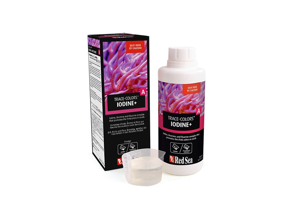 Red Sea Coral Colors A - komplex halogénov 500ml