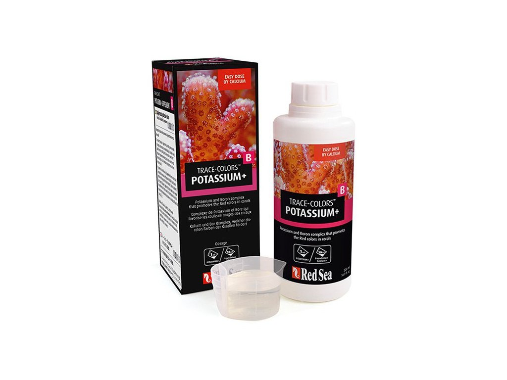 Red Sea Coral Colors B - komplex drasl./bóru 500ml