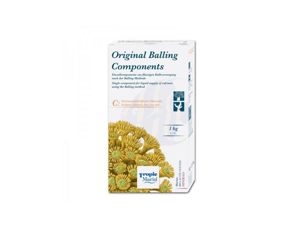Tropic Marin Original Balling Components C (dôležité soli bez NaCl) 1kg
