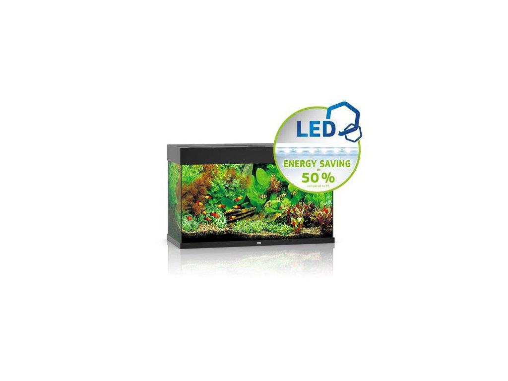 Juwel Rio 125 LED akvárium , 125l čierne