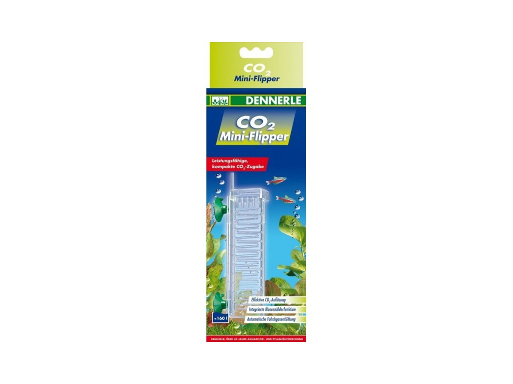 Dennerle Profi-Line CO2 Mini-Flipper do 160L