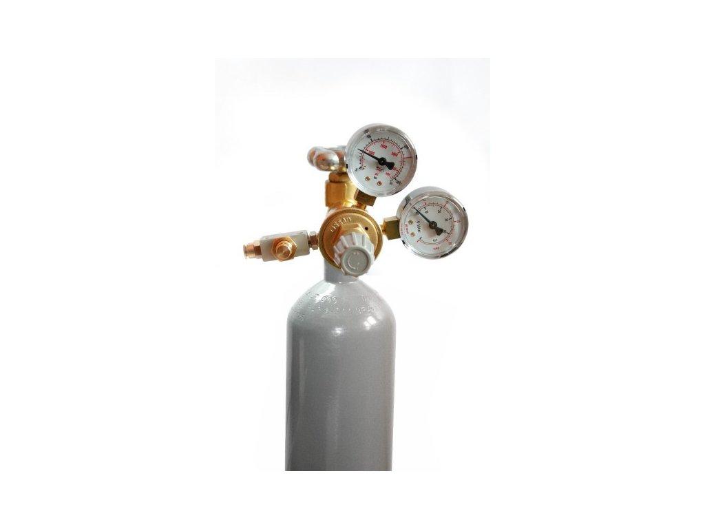 CO2 set 5l flaša - bez nočného vypínania