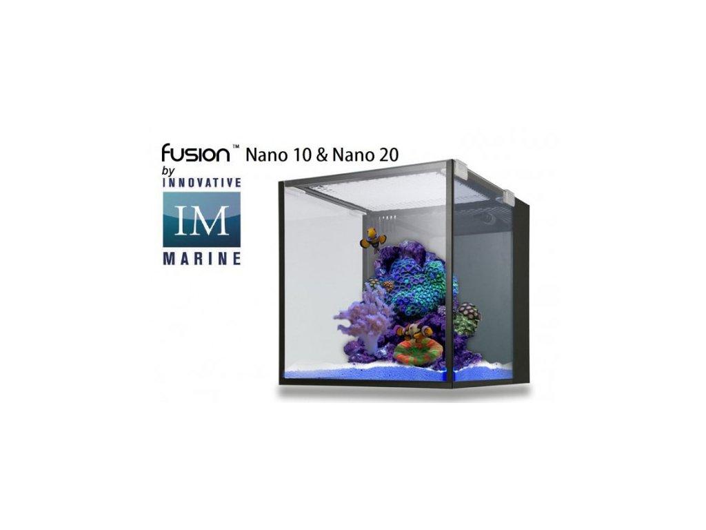Nuvo Fusion 10 - akvárium + čerpadlo 38L