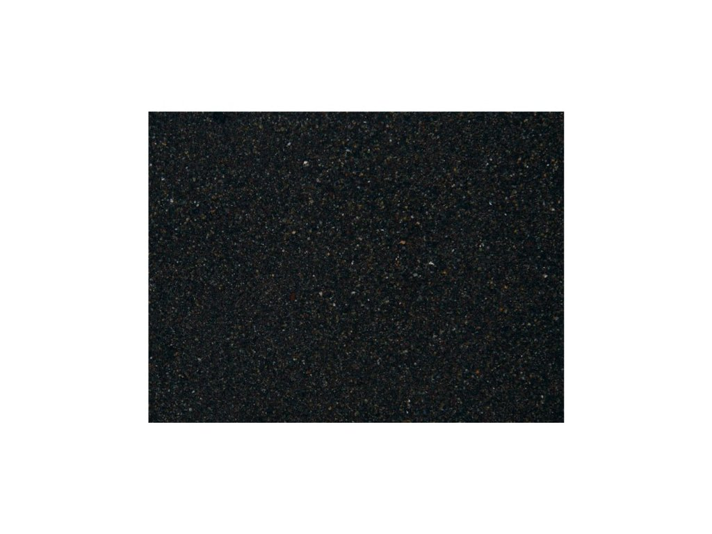 Nature's Ocean Black Beach Live Sand 0,5-1,5mm 4,54kg