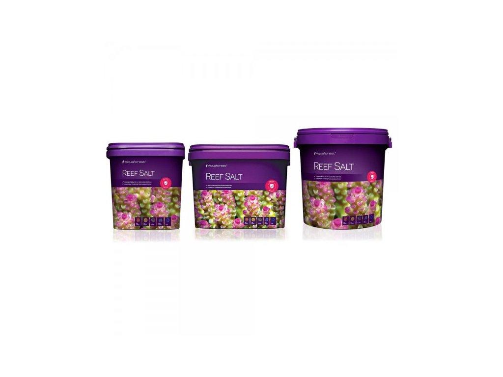 AF Reef Salt - morská soľ pre Soft/LPS/SPS 10kg